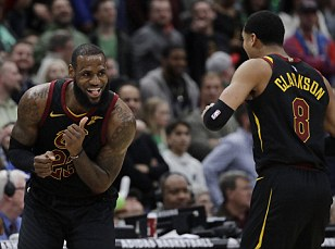 Chicago Bulls 109-114 Cleveland Cavaliers: LeBron James stars in win