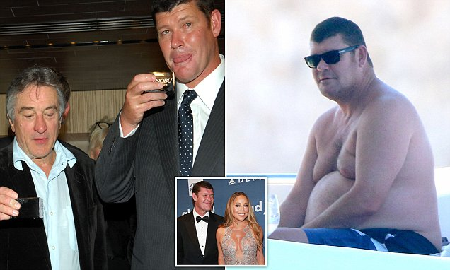 James Packer quits casino business for mental health reasons