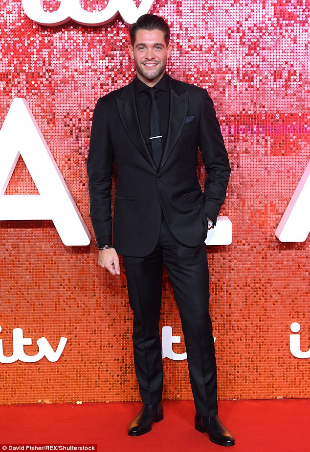 'He's one to speak his mind': Tyla confeses that Jonny Mitchell, 26, may ruffle some feathers when he first gets into the Celebrity Big Brother house