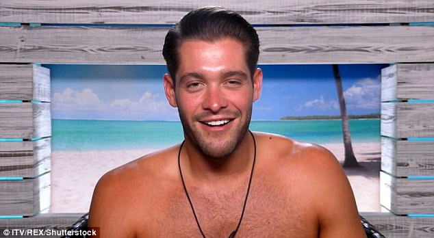 No confined spaces: Tyla exclaimed: The only thing he's going to struggle with is being in a house again and there being no way out. In Love Island, he was so moody because he travels constantly and he's always out so being stuck in one place just drove him insane