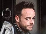 TV presenter Ant McPartlin is pictured leaving his rented London property for rehab this evening after being charged with drink-driving following a crash in Richmond, south west of the capital, on Sunday