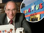 Toys 'R' Us Charles Lazarus passed away on Thursday at 94, the company said
