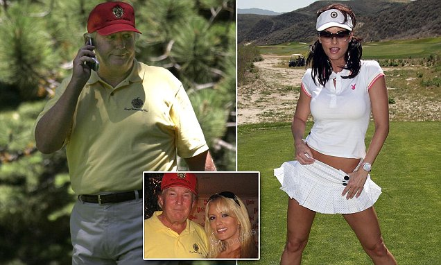 Did Trump two-time Karen McDougal with Stormy Daniels?