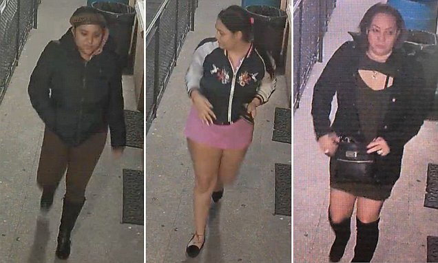 Man's $96K lawsuit payout stolen by three prostitutes and two gunmen