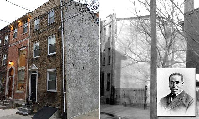 Philadelphia home was once an Underground Railroad refuge for slaves