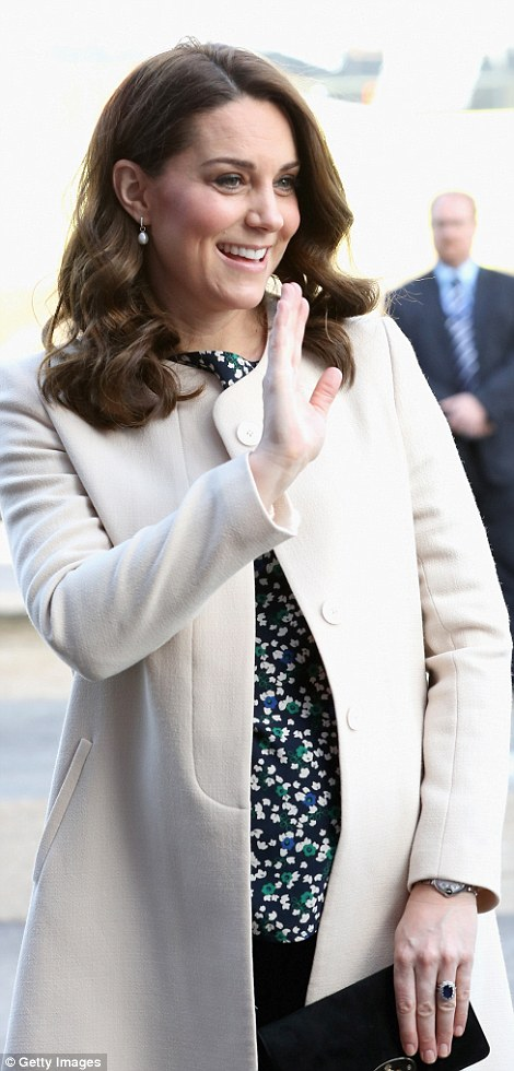 Kate is completing a day of engagements celebrating the Commonwealth before stepping out of the spotlight