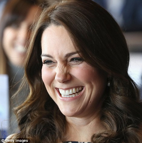 It's been a busy start to the year for Kate who has been determined to fit in as many engagements as possible ahead of her due date