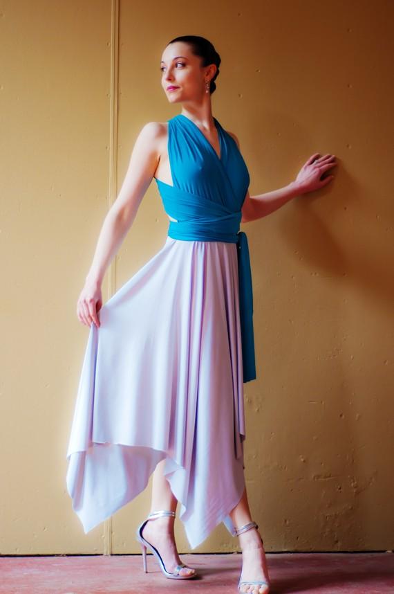 An Indie Wedding Designer's New York City Fashion Show: Danielle Cicero - HandmadeSpark.com
