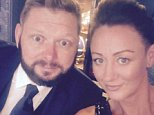 Krista Schofield, 41, from Bolton, was found unresponsive in bed by her husband Matthew on the morning of October 16, after taking a fatal dose of morphine (the couple are both pictured)