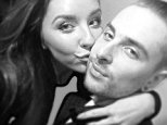 Russell Jones, pictured with his girlfriend Tara Ward, was killed after he was attacked by four men in Enfield, north London