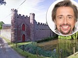 Mr Hammond bought the Herefordshire castle for £2million in 2008 and has since expanded