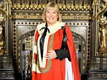Wiltshire Council leader CllrJane Scott did not visit the stricken cathedral city until Friday – 19 days after the attack on March 4