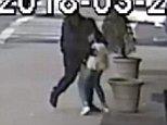 Shocking surveillance video shows a man randomly attack a 17-year-old woman in Brooklyn