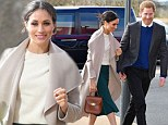 Mandatory Credit: Photo by Tim Rooke/REX/Shutterstock (9474347a) Prince Harry and Meghan Markle at the Eikon Centre, Lisburn Prince Harry and Meghan Markle visit to Northern Ireland, UK - 23 Mar 2018 Prince Harry and Meghan Markle visit the Eikon Centre and attend an event to mark the second year of the youth-led peace-building initiative 'Amazing the Space'. The event will see young people sharing their aspirations for a peaceful future, not just at home, but on a worldwide basis, and will showcase the ground-breaking cross community and reconciliation work from young people across Northern Ireland.  Likely to watch the performances before meeting young people to hear about their 'Peace Pledges'.