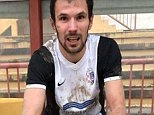 Bruno Boban, who played for Marsonia in his homeland of Croatia, collapsed and died during a match on Saturday