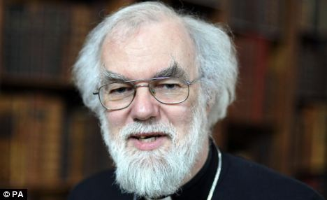 Should Dr Rowan Williams, Archbishop of Canterbury really be presenting himself as a fiscal pundit?