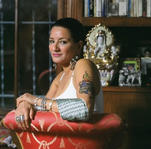 SandraCisneros a young and strong feminist