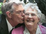 Bob and Edna Huntley, 83 and 81, died minutes apart on March 20 at their Idaho home