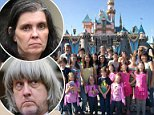 The seven adult children from the Turpin family 'House of Horrors' were released from the hospital after spending two months there being nursed back to health