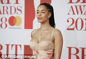 Winner: Jorja Smith was the critics favourite