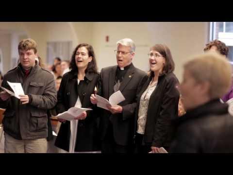 Faculty & Staff Caroling   Winter 2017