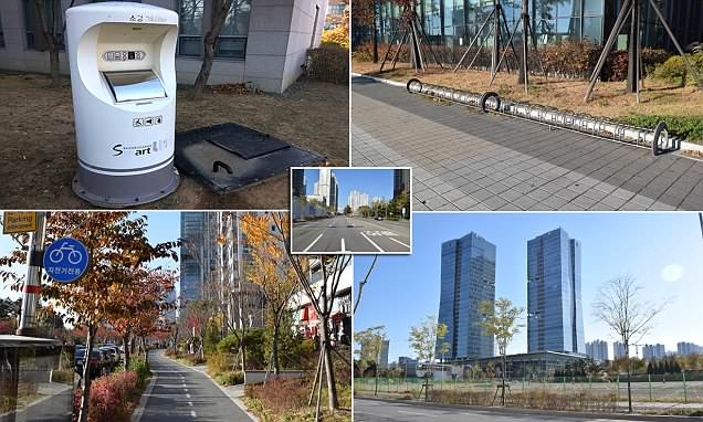 Smart city in South Korea turns into a 'Chernobyl-like ghost town'