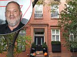 Bank street blues:An LLC set up last month in new York has purchased Harvey Weinstein's NYC townhouse (above) for $25.6 million