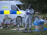 Whitehall sources said the aftermath of the nerve-agent attack in Salisbury (pictured) had shown how important it was to combat propaganda