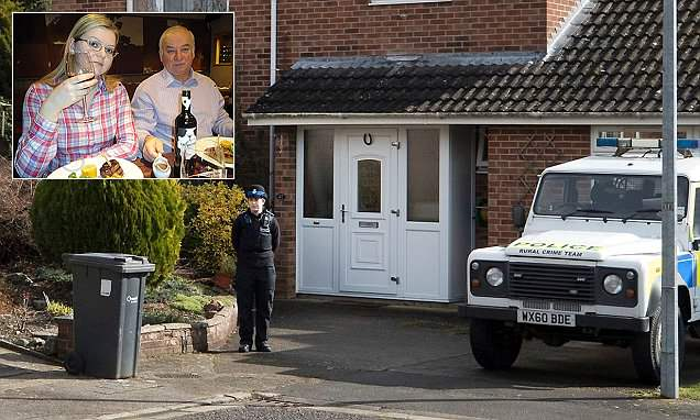 Sergei and Yulia Skripal poisoned with nerve agent by front door