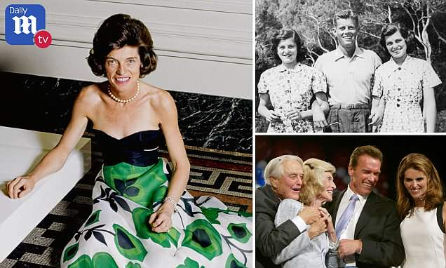 How Eunice Kennedy Shriver set the bar for the Kennedy women