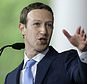 FILE - In this May 25, 2017, file photo, Facebook CEO Mark Zuckerberg delivers the commencement address at Harvard University in Cambridge, Mass. Published reports say Facebook CEO Mark Zuckerberg is planning to testify before Congress about how his company collects and uses people's data. The company is facing unprecedented scrutiny following reports that a data mining firm used ill-gotten data from tens of millions of its users to try to influence elections.  (AP Photo/Steven Senne, File)