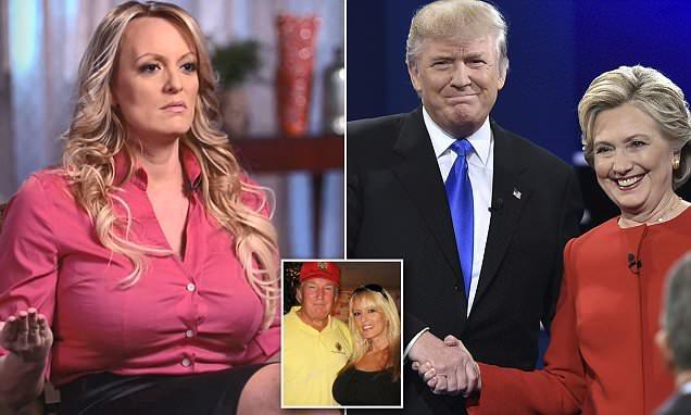 Stormy Daniels tried to sell story on Trump weeks before election
