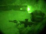 The Department of Defense released a video on Tuesday, showing an overnight raid in Afghanistan that resulted in the death of two ISIS-Khorasan terrorists