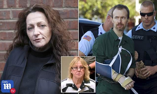 Girlfriend of 'Shawshank' prison escapee David Sweat says they will marry
