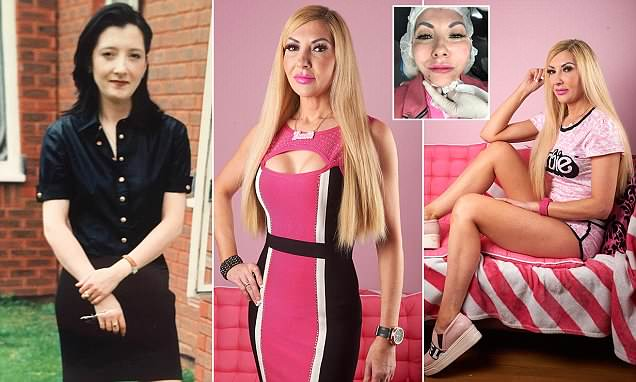 World's oldest human Barbie is on the hunt for her 'perfect Ken'