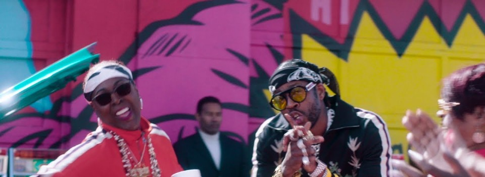 2 Chainz, YG & Offset Transform Their Moms Into Rappers in