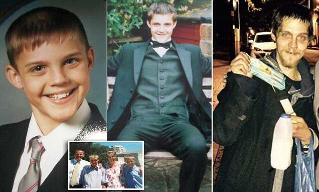 Mother of former Lloyds banker who died from heroin shares story