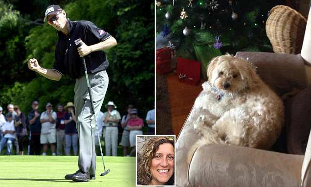 Neighbour takes golfer  court over claims of threats and intimidation because of a barking