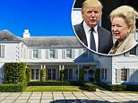 Maryanne Trump Barry, the older sister of President Donald Trump, is selling her Florida home for $23million