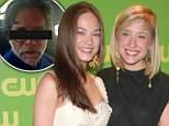 Former Smallville actress Kristen Kreuk (left) has denied that she helped recruit women to be 'sex slaves' in the NXIVM cult that her co-star Allison Mack (right) rose to the top of
