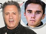Actor and musician Frank Stallone has apologized for a series of profane tweets attacking Parkland shooting survivor David Hogg