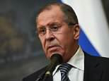 Sergei Lavrov, Vladimir Putin's foreign minister, said how far the row escalates between Russia and the West over the poisoning of the former Russian spy in Salisbury does not depend on his country