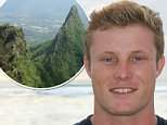 Nathan Stowell, 25, plummeted to his death on Sunday after losing his footing on the notoriously difficult Olomana Trail