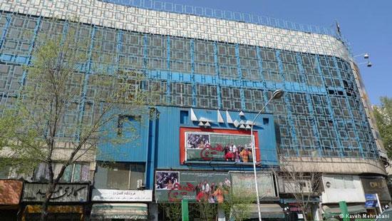 عکس: سینماهای قدیمی تهران