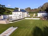 A 16,000 sq ft pad with six reception rooms in St Helier, Jersey, has hit the market for a cool £16million