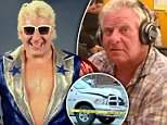 WWE Hall of Famer 'Luscious' Johnny Valiant, 71 (pictured, early promotional photo), has died after he was hit by a pickup truck on Wednesday morning in Pittsburgh