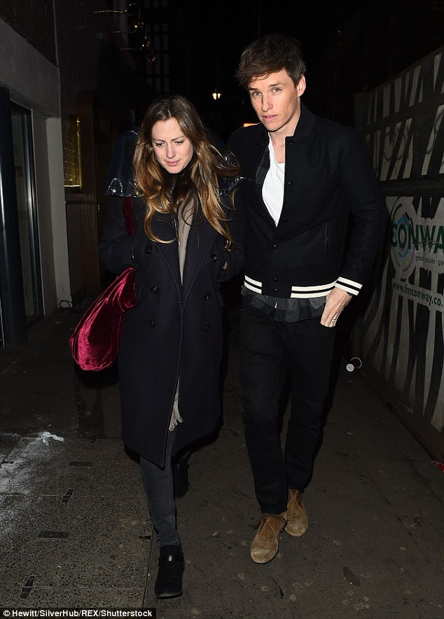 Expecting: The couple (pictured here in January) confirmed that they were expecting another baby in November