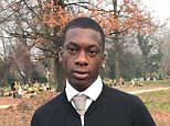 Israel Ogunsola was found fatally wounded by officers in Hackney earlier this week