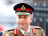 Chief of the General Staff, General Sir Nick Carter has controversial plans intended to make the Armed Forces appear less elitist