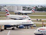 Inbound flights at Heathrow are expected to be delayed by an average of 20 minutes (Steve Parsons/PA)